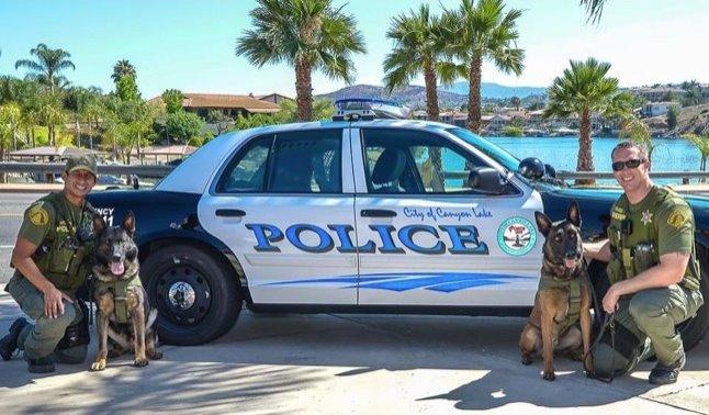 Police - Canyon Lake, California